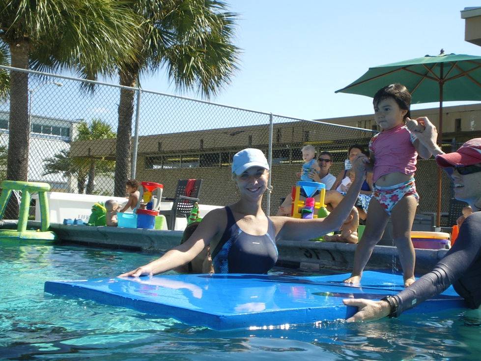 Dr. Lyudmila of Moscow, Russia participated in our baby swim teacher training in September, 2008. Combined with pediatric medicine and baby massage, it is her hope to add infant/toddler swimming to her work in Moscow.