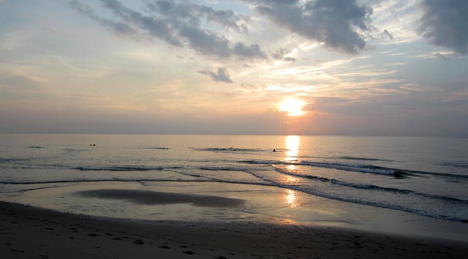 Reiki-sunrise